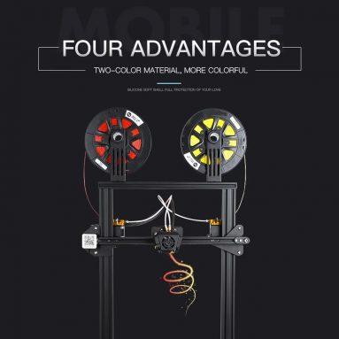 340 € cu cupon pentru kitul de imprimantă 3D DIY Creality 3D® CR-X 300 * 300 * 400mm din depozitul EU PL BANGGOOD