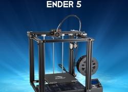 $ 319 với phiếu giảm giá cho Creality3D Ender - 5 3D Máy in 220 x 220 x 300mm - Cắm đen EU từ GEARBEST