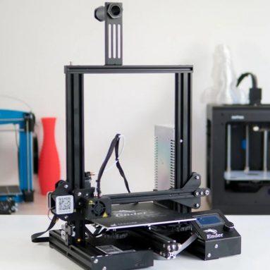 296 евро с купоном на обновленный 3D-принтер Creality 5D® Ender-3 Pro EU CZ ES Warehouse от BANGGOOD