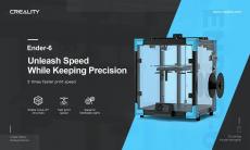 $ 539 dengan kupon untuk Printer 3D Creality 6D® Ender-3 Cubic Structure XNUMXD dari BANGGOOD