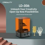 679 долларов США с купоном на 3D-принтер Creality 006D® LD-3 на полимерной смоле Модернизированный 8.9-дюймовый монохромный экран 4K 192x120x250 мм Размер печати с цветным сенсорным экраном 4.3 дюйма от BANGGOOD