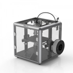 486 € avec coupon pour Imprimante 3D Creality 1D® Sermoon D3 entièrement fermée 280 * 260 * 310mm Taille d'impression Carte mère silencieuse / Extrusion entièrement métallique / Conception transparente / Capteur intelligent - Prise UE de BANGGOOD