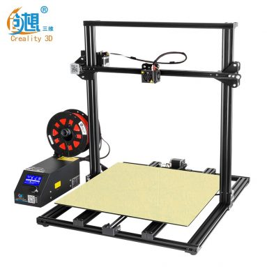 291 € med kupong for Creality 3D CR-10 DIY 3D Printer Kit Aluminium Frame With 200g Filament EU TYSKLAND WAREHOUSE from TOMTOP