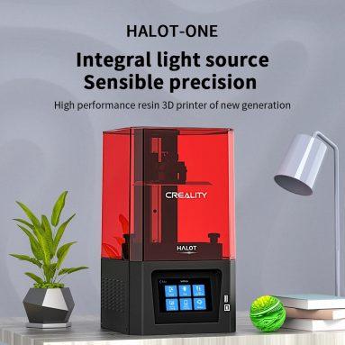 169 € cu cupon pentru imprimanta 3D cu rășină Original Creality HALOT-ONE din depozitul EU GER TOMTOP