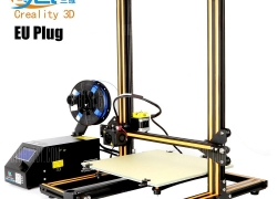 €299 with coupon for Creality3D CR – 10 3D Desktop DIY Printer  – EU PLUG COFFEE AND BLACK from Gearbest