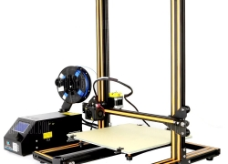 $ 389 na may kupon para sa Creality3D CR - 10S 3D Desktop DIY Printer - EU PLUG UPGRADE VERSION COFFEE AND BLACK - EU warehouse mula sa Gearbest