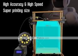 €400 with coupon for Creality3D CR – 10S 3D Desktop DIY Printer from Lightinthebox