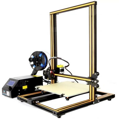 $429 with coupon for Creality3D CR – 10S 3D Desktop DIY Printer  –  EU PLUG UPGRADE VERSION  COFFEE AND BLACK from Gearbest