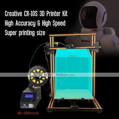 € 400 με κουπόνι για το Creality3D CR - 10S 3D Επιτραπέζιος DIY εκτυπωτής από το Lightinthebox