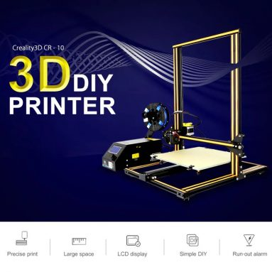 €311 with coupon for Creality3D CR – 10S 3D Printer – MULTI EU PLUG EU warehouse from GearBest