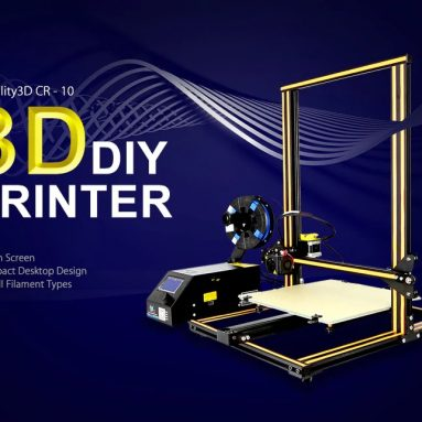 €289 with coupon for Creality3D CR – 10S 3D Printer – MULTI EU PLUG EU warehouse from GearBest