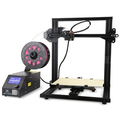 €261 with coupon for Creality3D CR – 10mini 3D Desktop DIY Printer Kit  –  EU GERMANY WAREHOUSE from TOMTOP