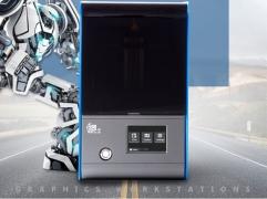$ 573 z kuponem na Creality3D LD - 001 DLP Utwardzanie światłem Drukarka 3D - SILVER US PLUG od GearBest
