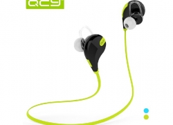 46% OFF for QCY QY7 Sports Wireless Bluetooth V4.1 Stereo Earphone Headset from TinyDeal