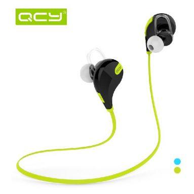 46% הנחה עבור QCY QY7 ספורט אלחוטי Bluetooth V4.1 אוזניות סטריאו אוזניות מ TinyDeal