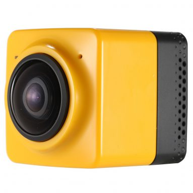 27% OFF Super Mini Cube 360 Degree Wifi Action Sports Panorama Camera from TOMTOP Technology Co., Ltd
