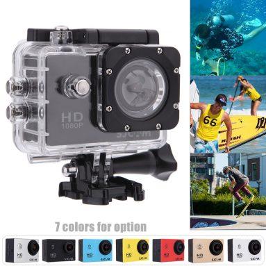 $ 65.99 cho Original SJCAM SJ4000 Full HD 1080P Máy ảnh thể thao hành động chống nước, giới hạn ưu đãi từ TOMTOP Technology Co., Ltd