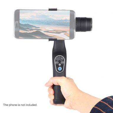 $23 OFF Lightweight ABS 2 Axis Handheld Brushless Stabilizer,free shipping from CN Warehouse $59.99(Code:XCSH23) from TOMTOP Technology Co., Ltd