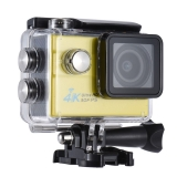 $36.94 for Wifi Ultra HD 16MP 4K 30FPS 1080P 60FPS 4X Zoom 170 Degree Wide-Lens Action Camera,limited offer from TOMTOP Technology Co., Ltd