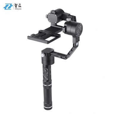 $50 discount for Zhiyun Crane 3 Axis Stabilizer Handheld Gimbal, free shipping $599 (Code: STAB50) from TOMTOP Technology Co., Ltd