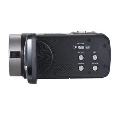 $ 7 giảm giá cho Andoer HDV-302S 3.0 Inch Màn hình LCD Full HD 1080P 30FPS 20MP 16X Chống rung Digital Video DV Điều khiển từ xa Shutter Camera chỉ $ 62.99 (mã: CAM48) từ CAMFERE