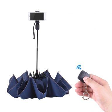 $ 10 giảm giá cho Papaler P102 Điện Thoại Di Động Chụp Ảnh Umbrella, miễn phí vận chuyển $ 15.00 (Mã: SLFH10) từ TOMTOP Technology Co., Ltd
