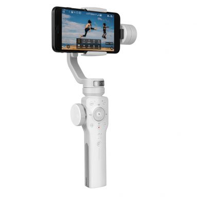 22% OFF Zhiyun Smooth 4 3-Axis Handheld Smartphone Gimbal,limited offer $149 from TOMTOP Technology Co., Ltd