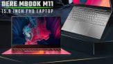 €397 dengan kupon untuk DERE MBook M11 Laptop 15.6 Inch Intel Celeron N5095 12GB RAM 256 SSD Layar FHD Keyboard Backlit Fingerprint Full Metal Cases Notebook dari BANGGOOD
