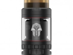 $26 with coupon for DIGIFLAVOR Pharaoh Mini RTA  –  BLACK from GearBest