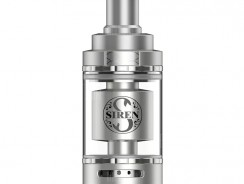 $20 with coupon for DIGIFLAVOR Siren 2 MTL GTA 24MM Edition for E Cigarette  –  SILVER from GearBest