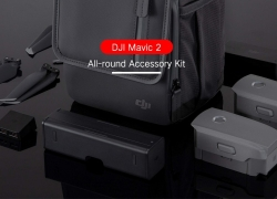 €289 with coupon for Fly More Kit Accessories Batteries Charger Propellers Shoulder Bag for DJI Mavic 2 Pro Zoom Drone from BANGGOOD