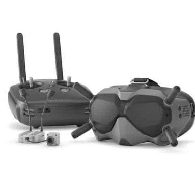 € 648 với phiếu giảm giá cho Hệ thống DJI Kỹ thuật số FPV Bộ không khí 5.8 GHz Bộ phát 8CH HD 1080P Camera 1440X810 Goggle Combo với Chế độ điều khiển từ xa 2 Độ trễ siêu thấp cho RC Racing Drone - 2 * bộ phận không khí 1 * bộ điều khiển từ xa 1 * từ kho EU ES BANGGOOD