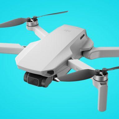 """€ 381 עם קופון ל- DJI Mavic Mini 2 10KM FPV עם מצלמה 4K 3-Axis Gimbal 31 דקות זמן טיסה 249 גרם Ultralight GPS RC מזל""""ט Quadcopter RTF - DJI Mini 2 מ BANGGOOD"""