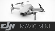 $ 425 med kupong för DJI Mavic Mini 4KM FPV med 2.7K kamera 3-Axis Gimbal 30mins Flight Time 249g Ultralight GPS RC Drone Quadcopter RTF - Mavic Mini från BANGGOOD