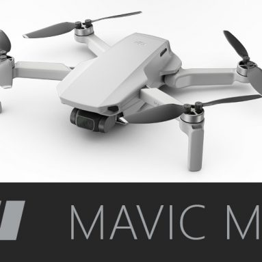 $ 425 med kupong for DJI Mavic Mini 4KM FPV med 2.7K-kamera 3-Axis Gimbal 30mins Flight Time 249g Ultralight GPS RC Drone Quadcopter RTF - Mavic Mini fra BANGGOOD