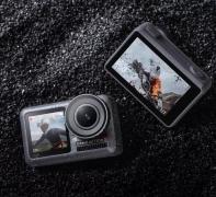 € 309 mit Gutschein für DJI Osmo Action Dual Screens 4K 60FPS HD Wasserdichte FPV Action Kamera mit 8x Slow Motion RockySeady von BANGGOOD