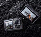 € 277 với phiếu giảm giá cho DJI Osmo Action Màn hình kép 4K 60FPS HD Camera hành động FPV chống nước ghi lại với 8x Slow Motion RockySeady từ BANGGOOD