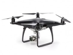 $1379 with coupon for DJI Phantom 4 Pro RC Quadcopter – RTF  –  BLACK from GearBest