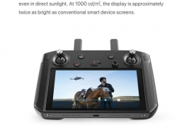 €519 with coupon for DJI Smart Controller Transmitter with 5.5-inch 1080P Screen OcuSync 2.0 Go Share SkyTalk for DJI Mavic 2 Series RC Drone from BANGGOOD
