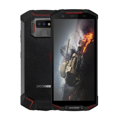 $ 244 con coupon per DOOGEE S70 Global Bands 5.99 pollici 5500mAh NFC 6GB RAM 64GB ROM 4G Gaming Rugged Smartphone da BANGGOOD