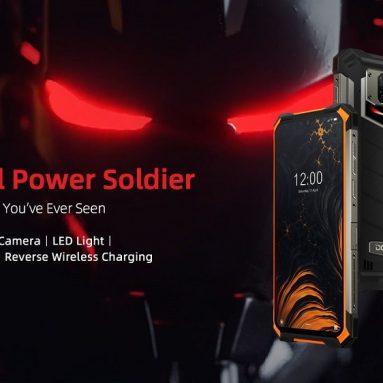 € 165 कूपन के साथ DOOGEE S88 प्लस ग्लोबल बैंड्स IP68 और IP69K वाटरप्रूफ 6.3 इंच FHD + NFC 10000mAh सुपर बैटरी एंड्रॉइड 10 48MP AI ट्रिपल कैमरा 8GB 128GB Helio P70 ऑक्टा कोर 4G स्मार्टफ़ोन BANGGOOD के लिए