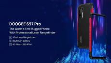 213 € cu cupon pentru DOOGEE S97 Pro Global Bands IP68 & IPIP69K 8GB 128GB Helio G95 NFC Android 11 8500mAh 6.39 inch 48MP Camera rotundă Quad Quad Octa Core 4G Smartphone de la BANGGOOD