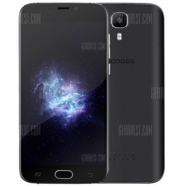 $ 49 với phiếu giảm giá cho DOOGEE X9 MINI 3G Smartphone - BLACK từ GearBest