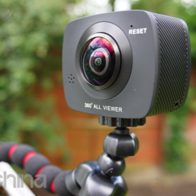 EleCam 360 Review – 360 on a budget