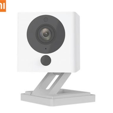 Xiaomi XiaoFang Smart WiFi IP Camera, Tanging $ 22.59 mula sa Focalprice