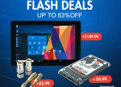 Flash Deals: Up to 63% OFF for Computer & Networking from BANGGOOD TECHNOLOGY CO., LIMITED