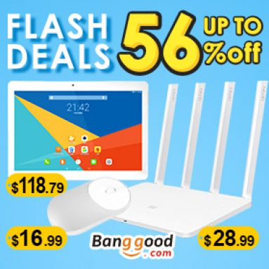 Flash Deals: Up to 56% OFF for Computer & Networking from BANGGOOD TECHNOLOGY CO., LIMITED
