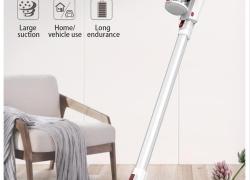 € 82 sa kupon para sa Dibea DW200 Cordless Vacuum Cleaner 10KPa Strong Suction Dust Collector na may Wall Hanging Rack mula BANGGOOD