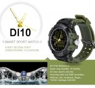 $ 16 с купоном для Diggro DI10 Smart Watch от GearBest