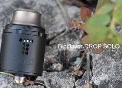 $23 with coupon for Digiflavor DROP SOLO RDA – BLACK